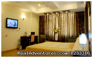 Accommodation in Dehradun - Hotels in Dehradun - Hotel Softel Plaza
