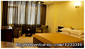 Luxury Accommodation in Dehradun - Hotels in Dehradun - Hotel Softel Plaza