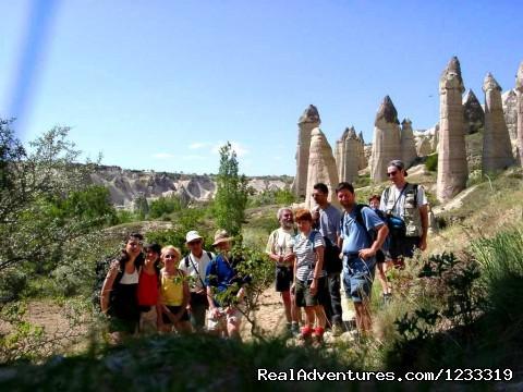 - Cappadocia Tours
