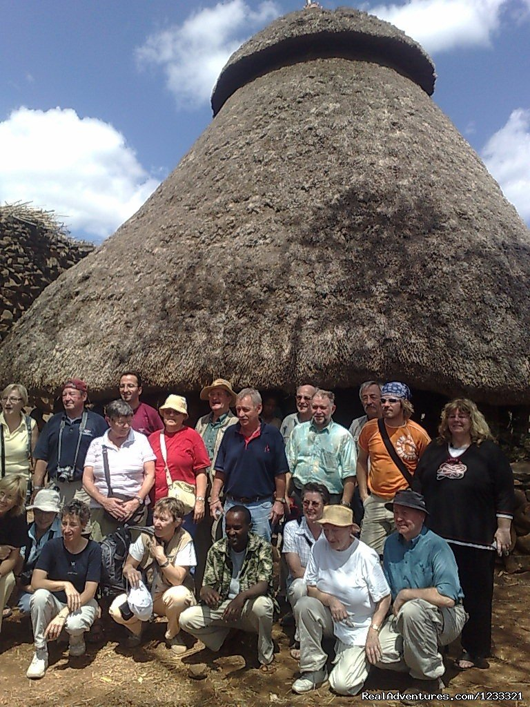 Hidden treasures group from Germany | Image #20/25 | Tour to Ethiopia-Hidden Treasures Tour