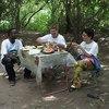 Lunch Break at Turmi Camping Site