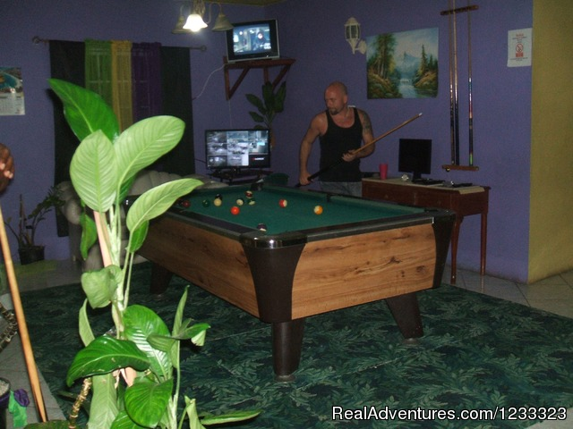 Pool Tournament - Villa Casa De  Fe The Real Get Away