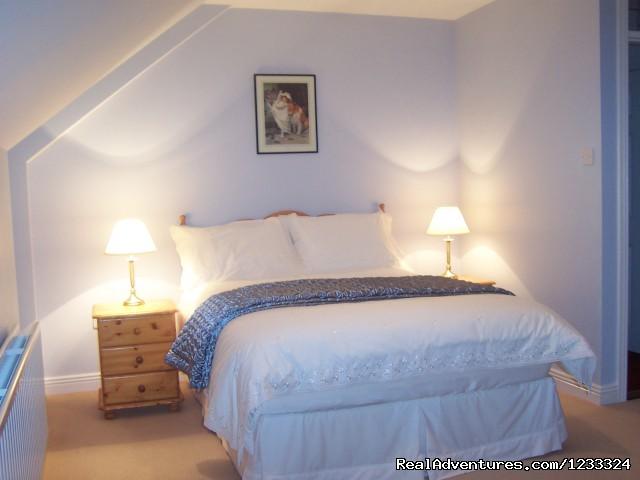Blue Room (#4 of 8) - Talltrees B&B