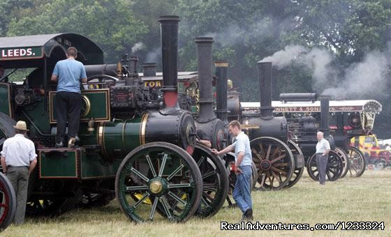Stradbally Steam Rally - Talltrees B&B