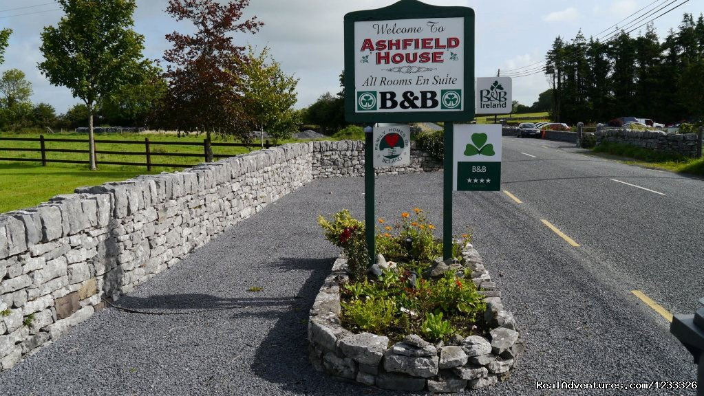 Ashfield house entrance | Image #3/7 | Ashfield House stay 2 nights for less