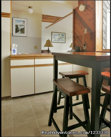 Kitchen - Vacation Rental in Beautiful Haines Alaska
