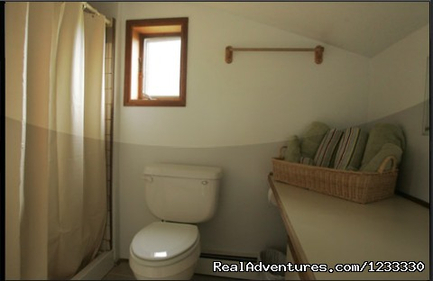 Bathroom - Vacation Rental in Beautiful Haines Alaska