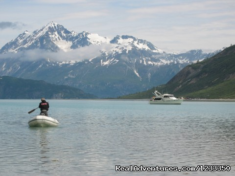 Glacier Bay National Park - Alaska's Liveaboard Glacier Bay Yacht Adventures