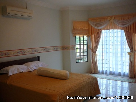 Master Bedroom - North Homestay Ipoh