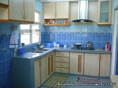 Kitchen - North Homestay Ipoh