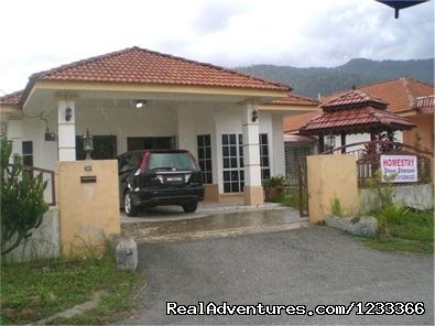 North Homestay Ipoh The Bungalow