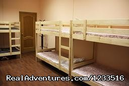 Shared room for 8 - Hostel Orange