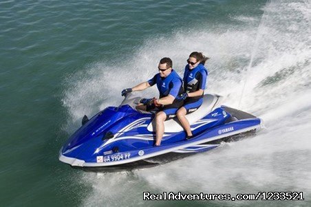 Image #1 of 1 - Jet Skis