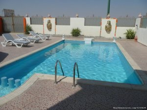 Villa With Private Swimmingpool and jaccuzi 10pers Vacation Rentals Hurghada, Egypt