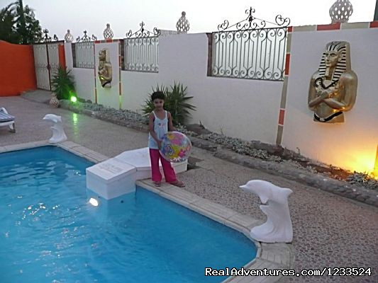 - Villa With Private Swimmingpool and jaccuzi 10pers