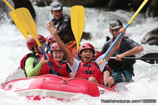 Rafting 2-3 Rio Balsa (#4 of 26) - Desafio Adventure Company Costa Rica