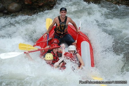 Rafting 3-4 Rio Sarapiqui (#3 of 26) - Desafio Adventure Company Costa Rica