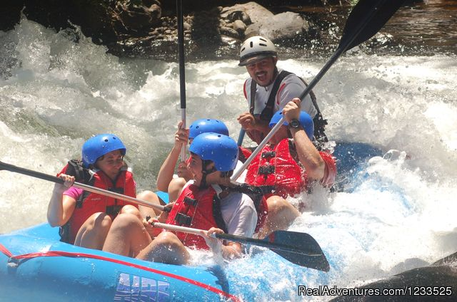 Adventure Connection Rafting Rio Tenorio Class 3-4 - Desafio Adventure Company Costa Rica