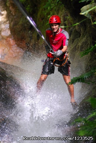 Desafio Adventure Company Costa Rica Lost Canyon Adventure
