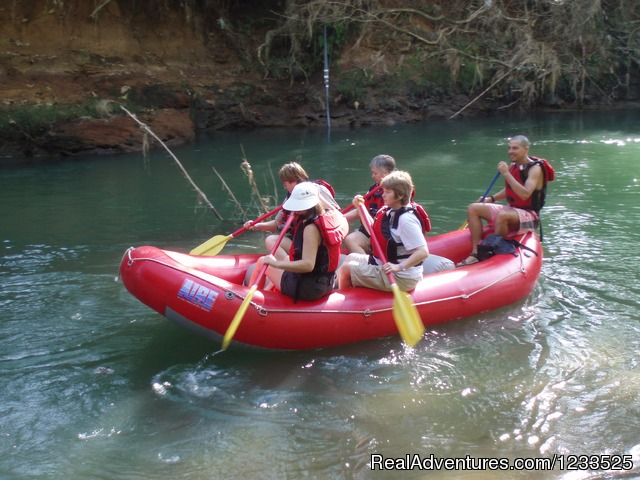 Safari Float on the Exuberant Pe?as  Blancas River (#19 of 26) - Desafio Adventure Company Costa Rica