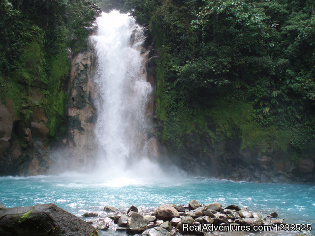 Rio Celeste National Park Hike - Desafio Adventure Company Costa Rica