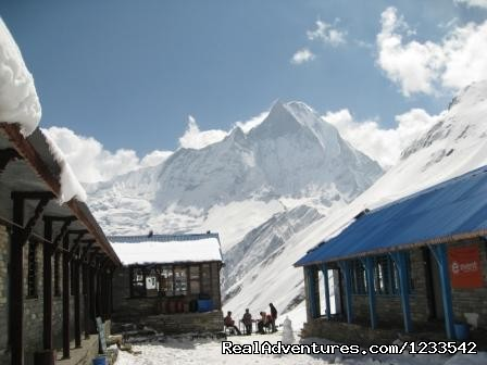 Annapurna Base Camp Trekking Annapurna Base camp trek