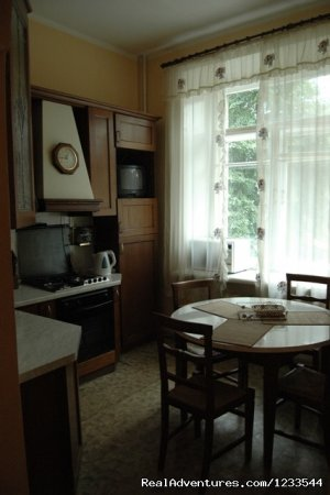 Cozy 2-room in Moscow Bed & Breakfasts Moscow, Russian Federation