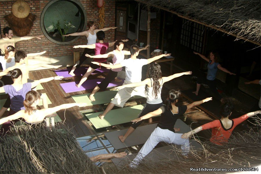 Image #2/3 | TaiChi (Yoga)holiday Retreat program in China
