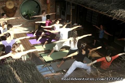 - TaiChi (Yoga)holiday Retreat program in China