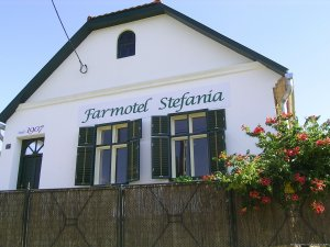 Farmotel Stefania Tolna, Hungary Bed & Breakfasts