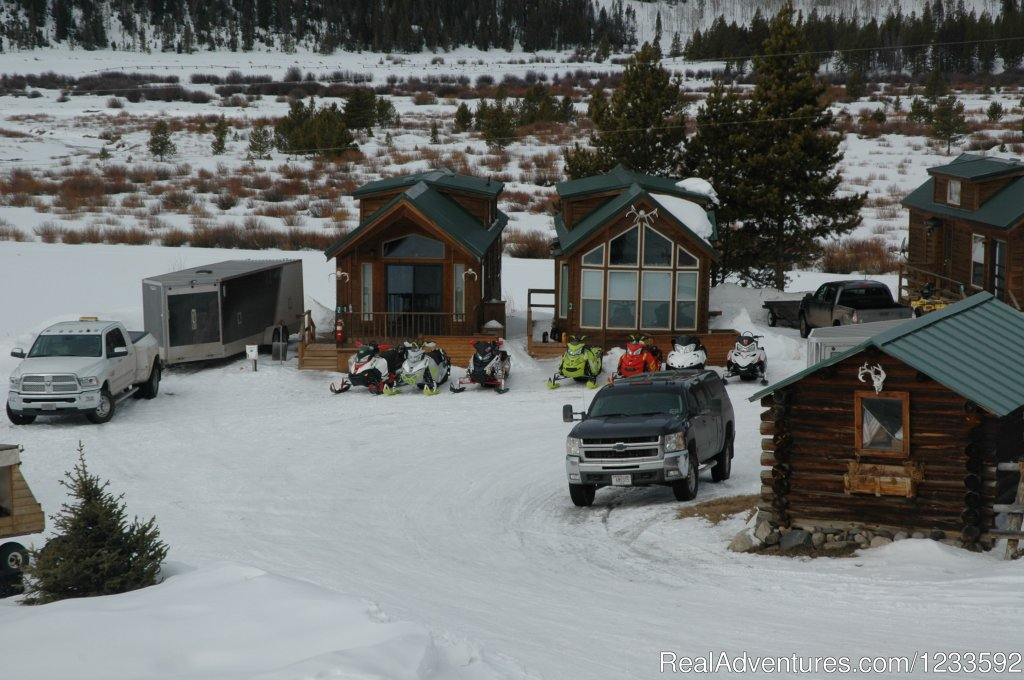 Winter Fun on Togwotee Pass | Image #2/13 | Your Yellowstone Park @ Lava Mountain Lodge