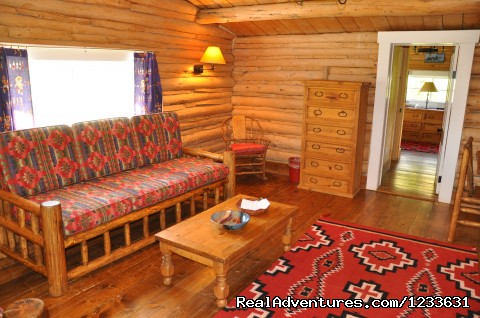 CM Ranch Beautifully decorated cabins - CM Ranch- Beautiful and Historic Dude Ranch