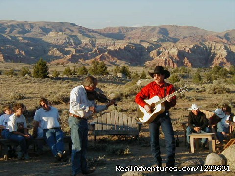 CM Ranch Nightly Entertainment - CM Ranch- Beautiful and Historic Dude Ranch