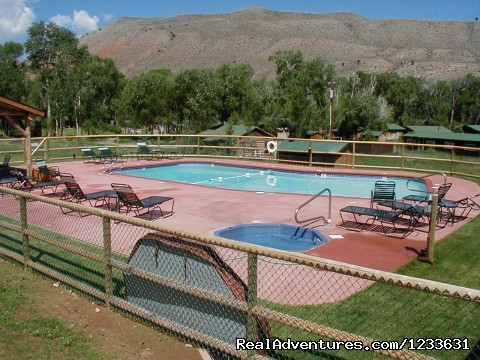 CM Ranch Heated Pool and Spa - CM Ranch- Beautiful and Historic Dude Ranch