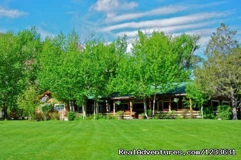 CM Ranch Historic Log Cabins - CM Ranch- Beautiful and Historic Dude Ranch