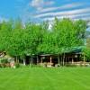 CM Ranch Historic Log Cabins