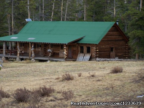 Lodge at Diamond 4 Ranch - Allen's Diamond Four Wilderness Ranch