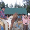 Allen's Diamond Four Wilderness Ranch Allen family, your hosts