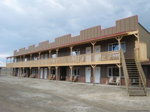 Big Bear Motel Hotels & Resorts Cody, Wyoming