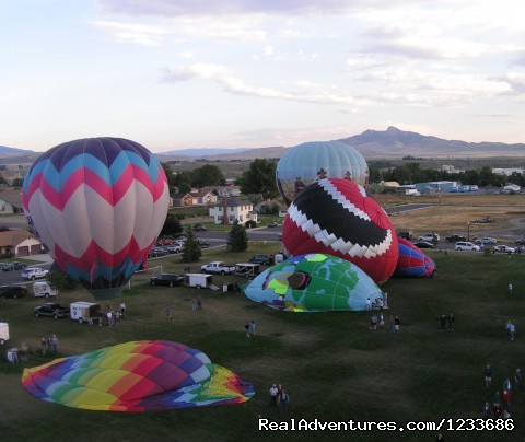 Balloon Fest in August - Robin's Nest - close to Yellowstone National Park