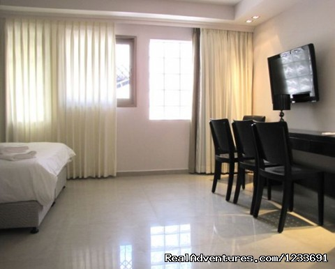 room wiew - Royal T Suites