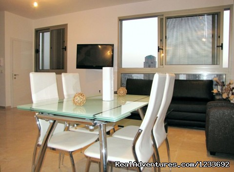 apartment - dininigroom (#20 of 26) - Atarim Suites