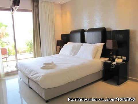 hotel - suites view - Atarim Suites