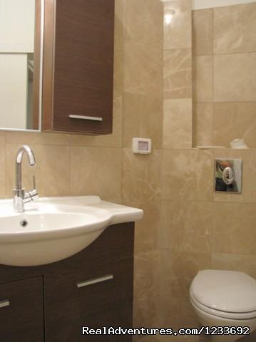 apartment - bathroom (#26 of 26) - Atarim Suites