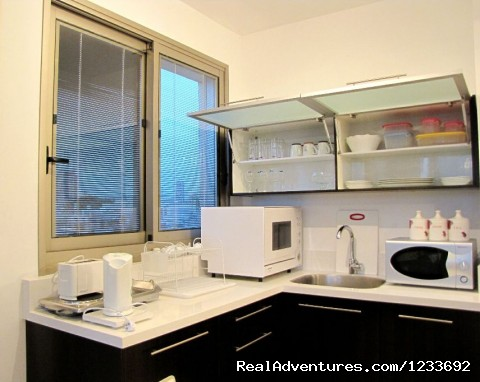 apartment - kitchen (#18 of 26) - Atarim Suites