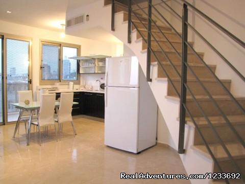 apartment - kitchen (#24 of 26) - Atarim Suites