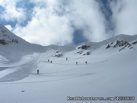 Skİ Expeditions 8 Days