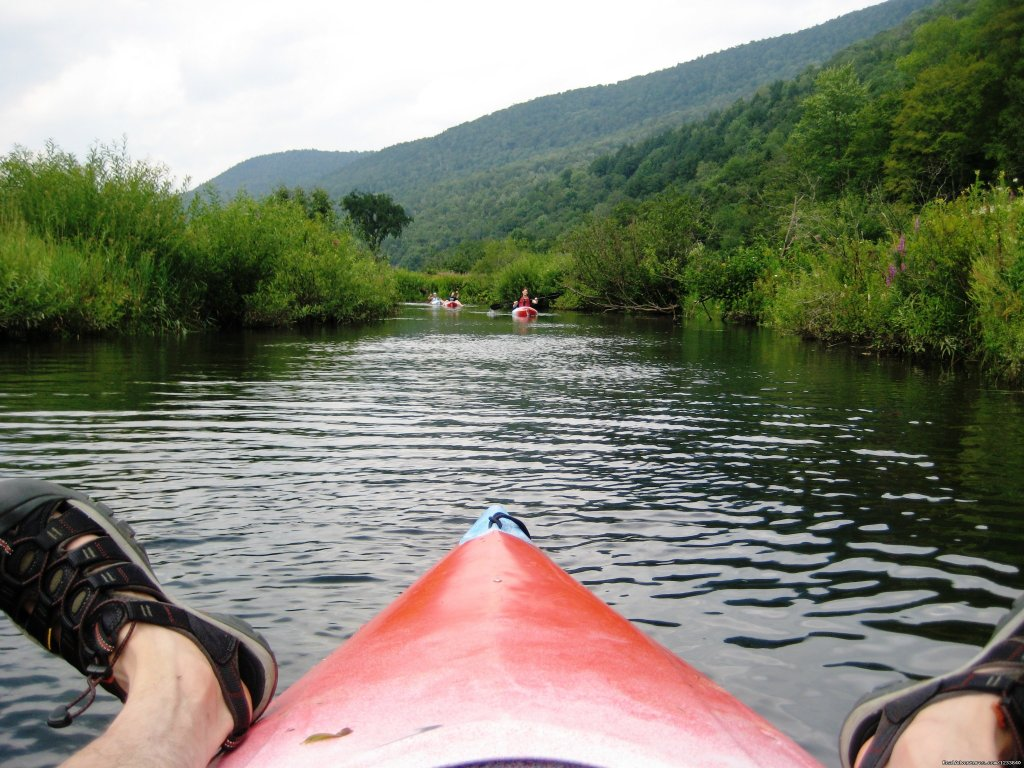 Image #1/15 | Killington, Vermont  | Kayaking & Canoeing | Kayaking and Hiking Adventures in Vermont
