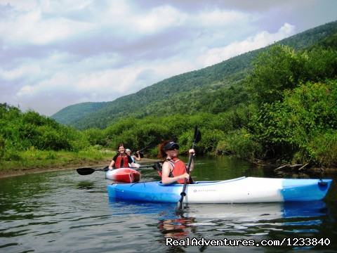 - Kayaking and Hiking Adventures in Vermont