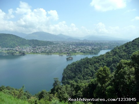 Nepal tour, nepal trekking, air ticketing ,: pokhara Nepal